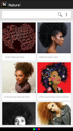 Naturel: Natural Hair Images