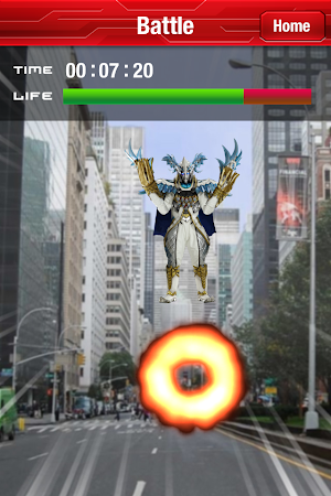 POWER RANGERS KEY SCANNER 1.1.1 screenshot 642194