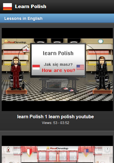 Learn Polish in just 5 minutes a day. For free. - Duolingo