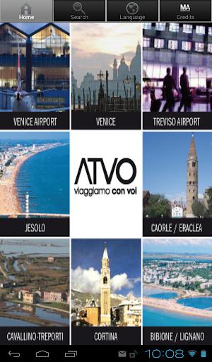 ATVO Venezia Veneto in Bus