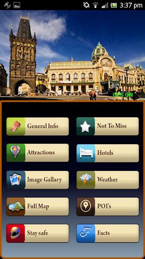 Prague Offline Travel Guide