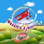 3D Super-G Stunt