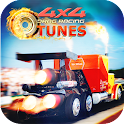 Champion Drag Racing 4x4 Tunes icon