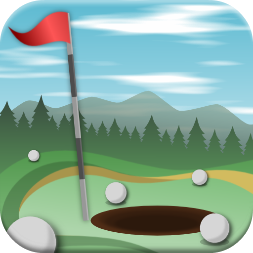 Maxi Golf - Black Hole Course
