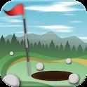 Maxi Golf - Black Hole Course icon