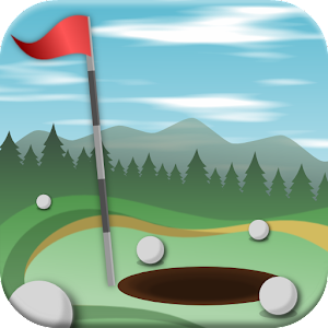 Maxi Golf – Black Hole Course for PC and MAC