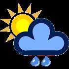 天氣預測 ~ 天氣預報 icon