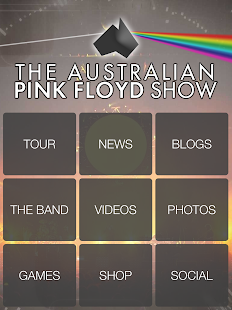 The Australian Pink Floyd Show- screenshot thumbnail