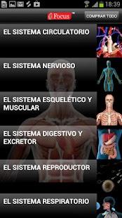 Atlas anatomía- screenshot thumbnail