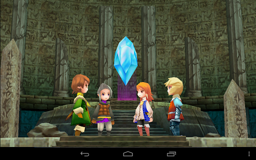 FINAL FANTASY III - screenshot