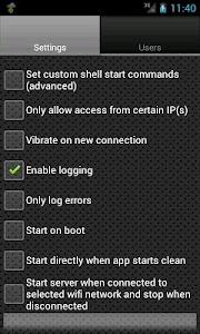 SSH Server Pro v3.1