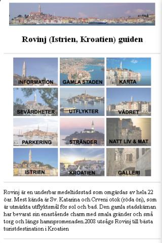 Rovinj Kroatien guide