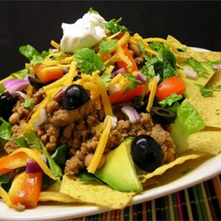 Dana's Taco Salad.
