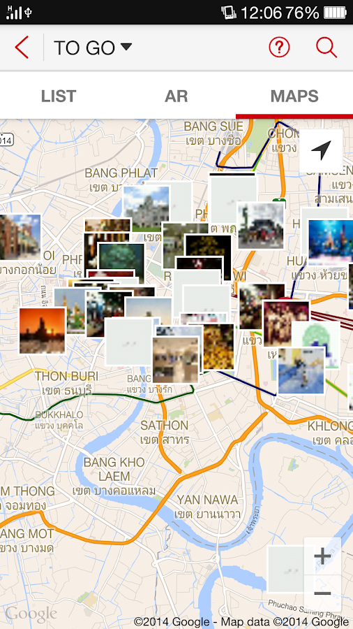 BANGKOK - City Guide- screenshot