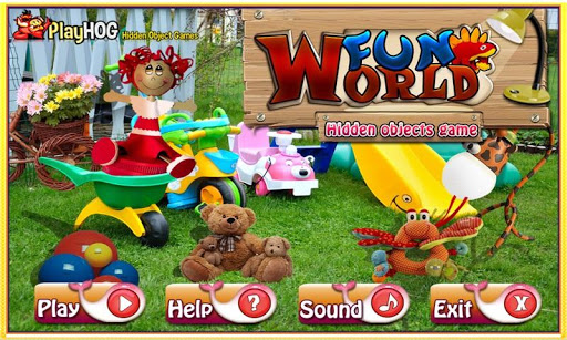Fun World - Free Hidden Object