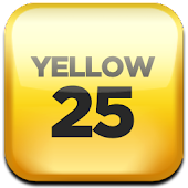 Yellow25 (Touch Numbers Game)