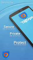 Screenshot of TapVPN Free VPN