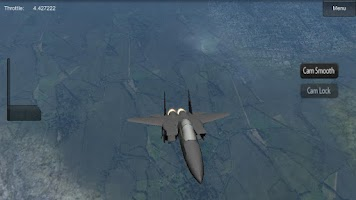 Screenshot of Flight Simulator 3D