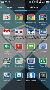 Foundation Icon Pack Theme v3.0.5