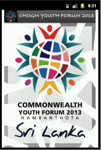 CHOGM 2013 Youth Forum
