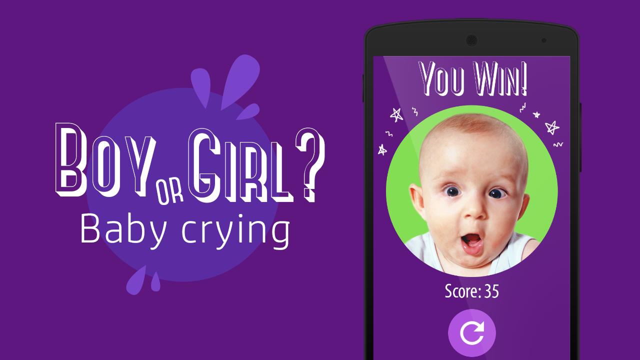 Laki Perempuan Bayi Menangis Apl Android Di Google Play