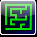 A Maze logo