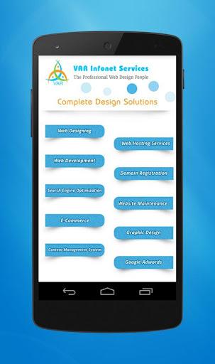 VAR Infotech - Web Designer