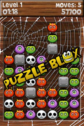 Puzzle Blox Theme Pack 1 - screenshot