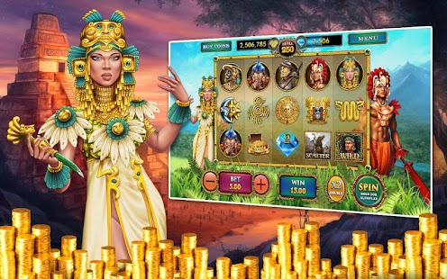 Maya Mystery Slot Machine - Read the Review and Play for Free