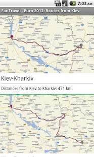 FanTravel Ukraine Euro2012- screenshot thumbnail
