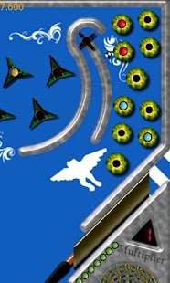S-Pinball - eXtreme Multiball - screenshot thumbnail