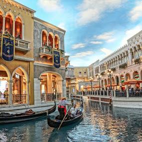 The Venecian by Tracy Riedel-Dorsch - Buildings & Architecture Public & Historical ( lasvegas;, venecianmall )