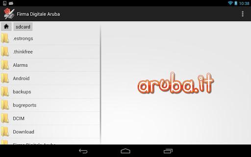 Firma Digitale Aruba