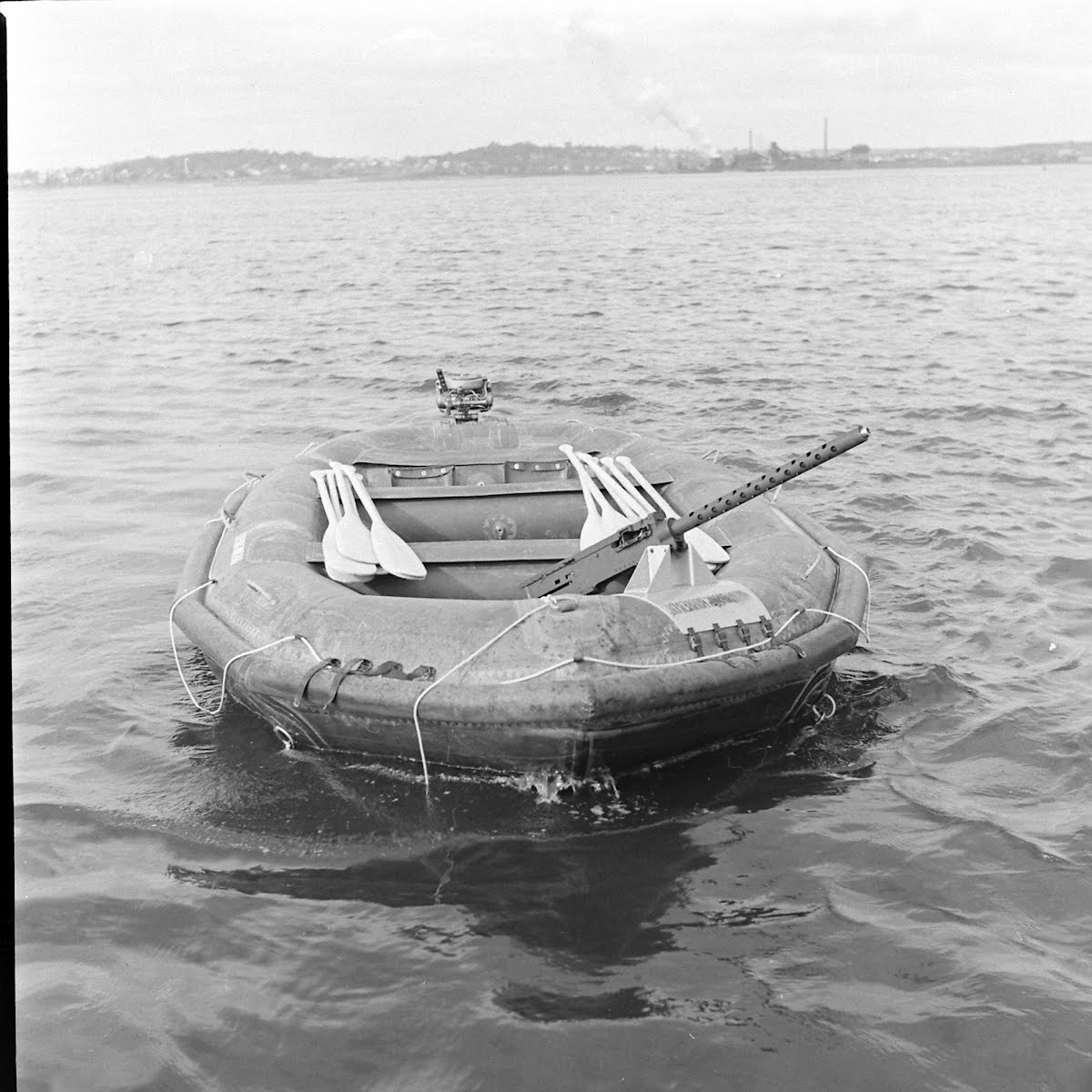 Armstrong Rubber Landing Craft