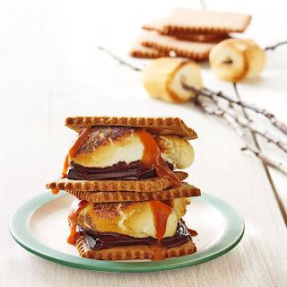Homemade Honey Graham Crackers.