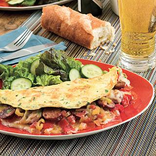 Cajun Omelet