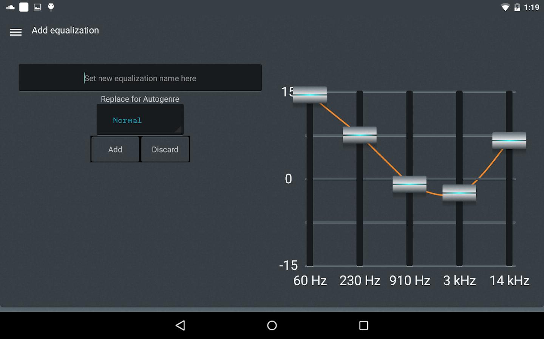 Headphones Equalizer Music Amp Bass Enhancer Android