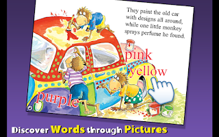 Screenshot of 5 Monkeys Wash the Car