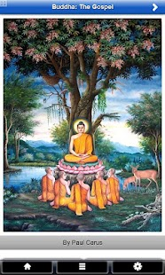 The Gospel Of Buddha - náhled