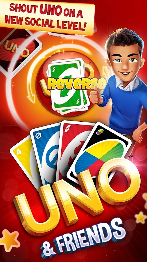 UNO ™ & Friends - screenshot