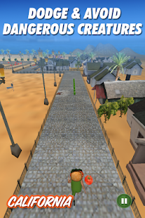 Blimpie Run- screenshot thumbnail