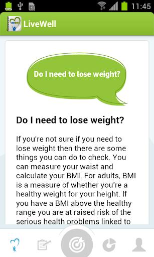 【免費健康App】Live-Well-APP點子