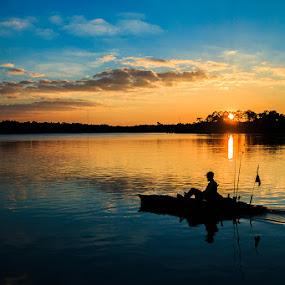by Shelley Patterson - Landscapes Sunsets & Sunrises