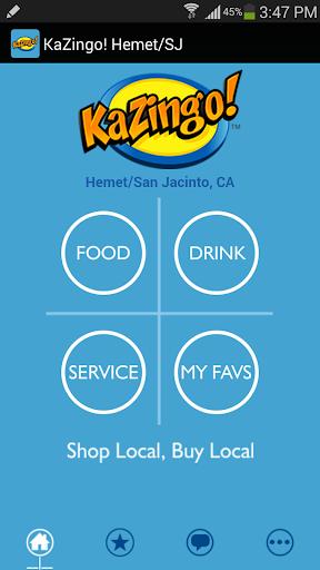 KaZingo Hemet San Jacinto