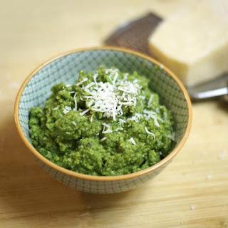 Oil-Free Broccoli Pesto