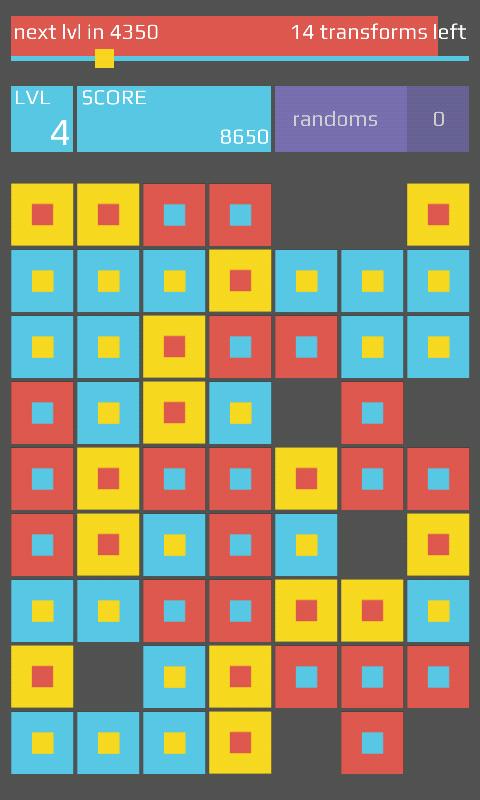 R.Y.B. Squares- screenshot