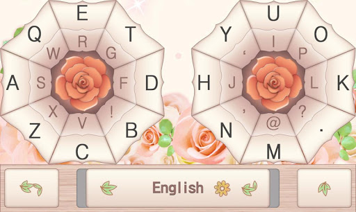 Rose Garden Keyboard