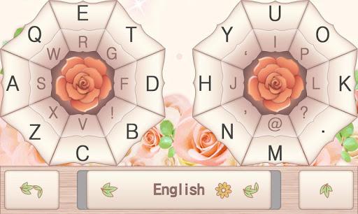 Rose Garden Keyboard