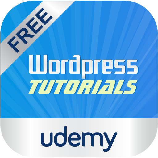 Udemy WordPress Tutorials 教育 App LOGO-APP開箱王