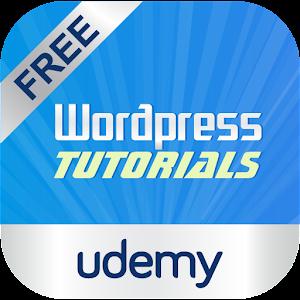 Udemy WordPress Tutorials Icon